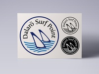 Dalarö Surf Point logo