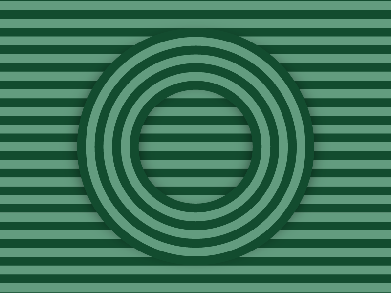 O – #36daysoftype design minimal type vector lettering typography