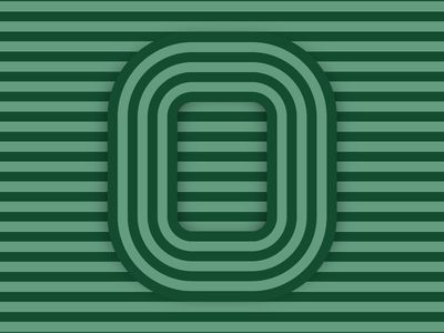 0 – #36daysoftype design minimal type vector lettering typography