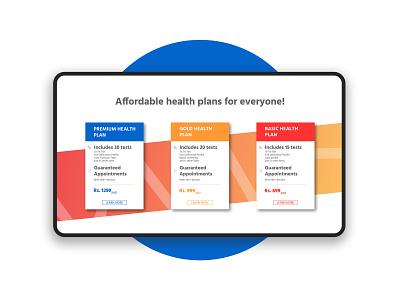 Medxol Plans healthcare medical ui plans