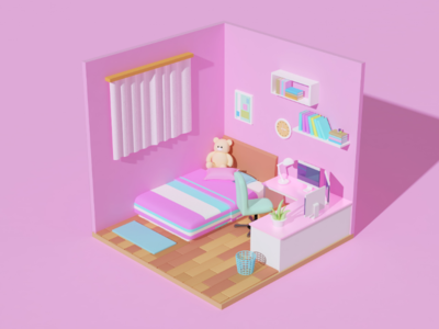 gril's room
