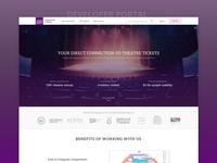 LTD Developer portal redesign