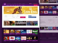 London Theatre Direct homepage redesign