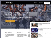 Industry 4.0 Insights web presentation