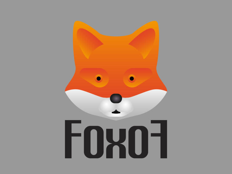 Daily Logo Challenge #16 - Fox Logo vector logo fox
