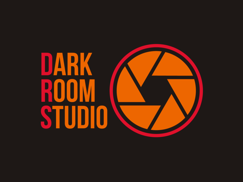 Daily Logo Challenge #25 - Photo Studio Logo vector logo photo studio
