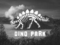 Daily Logo Challenge #35 - Dinosaur Amusement Park logo vector dinosaur