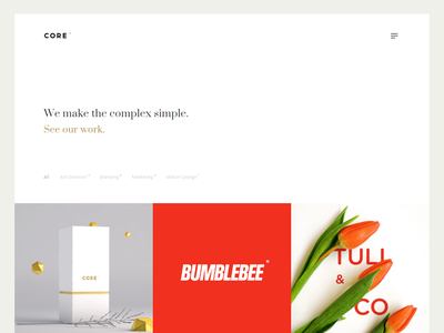 Core by LOOP Themes web web design site website loop themes core html wordpress template theme themeforest