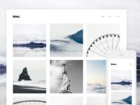 Bloc - Photography Free Wordpress Theme