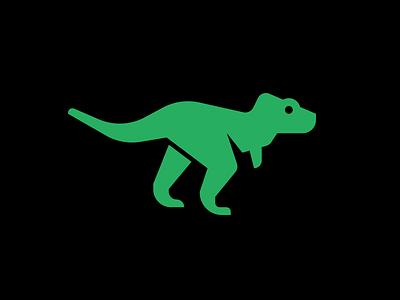 T Rex pictogram tyrannosaurus parasaurolophus cretaceous jurassic dinosaur dino