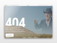 Big  Уnough 404 page
