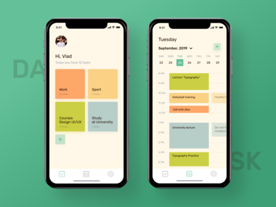 App - dayTask