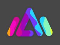 Logo concept - Mountains