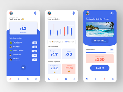 Finance App le wagon sketch finance app holidays fintech mobile price savings money data graph finance