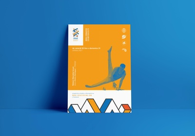 Flyer n2 for World Gymnastics Championships - Firenze 2021