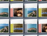 Brochures for Toscana Costa Etrusca - destination brand