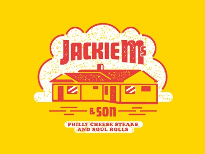JACKIE M'S design branding illustration logo
