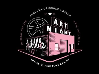 Augusta Dribbble Meetup V2
