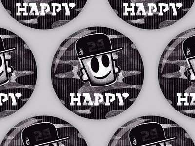 HAPPY X CRUNK