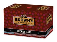 Brown's Cherry Razz 6-pack box