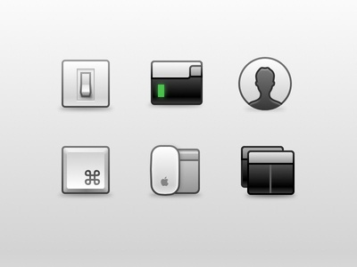 Iterm2 Preference Icons