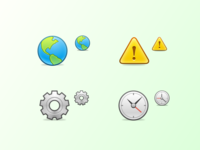 Preference Icons