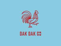 Dak Dak Go Logo