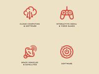 One Redmond Icons