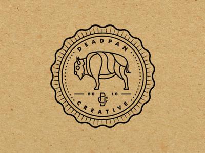 Deadpan logo