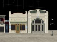 boardwalk storefronts