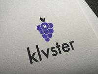 klvster Logo design logo design logo branding simple design