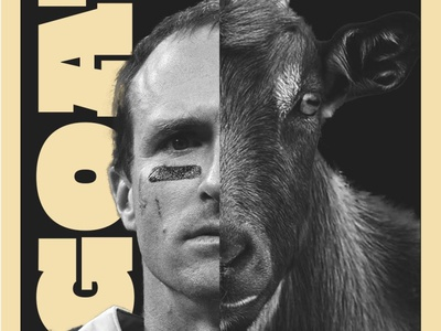 Drew Brees new orleans saints nfl goat drew brees