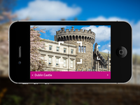 Discover Ireland App Augmented Reality