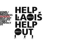 Laois Aid Web Concept