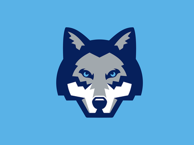 Summit Christian Academy - 2 of 3 icon academy summit timberwolves fort worth texas athletics identity school identity brand identity illustrator vector identity design logo design logo brand design branding illustration athletics
