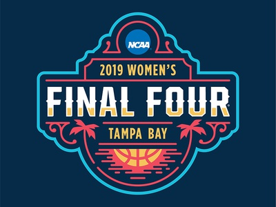 2019 NCAA Women's Final Four Logo Color Exploration