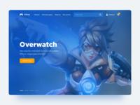 Game Shop — UI/UX Design