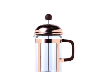 Product Expose Animation productdesign french press 3d animation render 3d modeling interactive design 3d