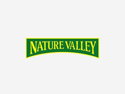 Nature Valley Concept Rebrand rebrand motion animation design logo branding