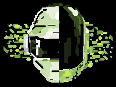 Spotify Daft Punk Promo