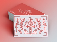Business Card | Wedding Minister