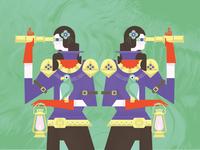 Exilium card | Sentry