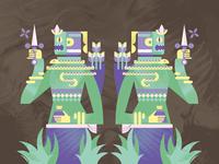 Exilium card | Marauder