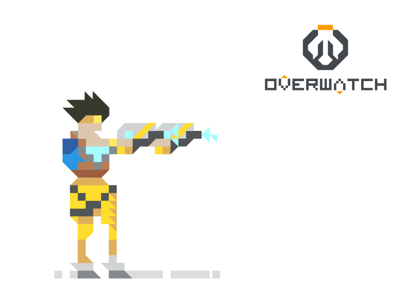 Pixel tracer