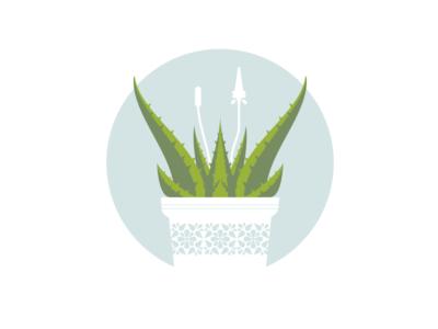 Midcentury Houseplants 5