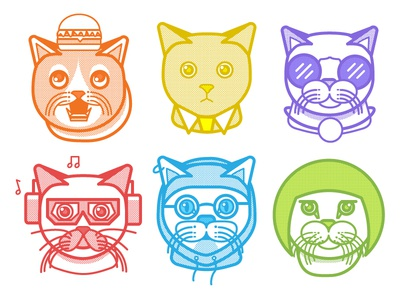 More Cats