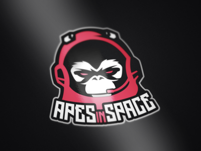 Apes in Space Logo