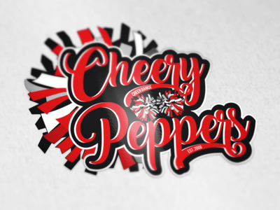 Cheery Peppers Logo