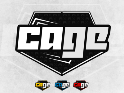 Cage Logo | My Personal Logo