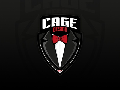 New personal identity | Cage Design